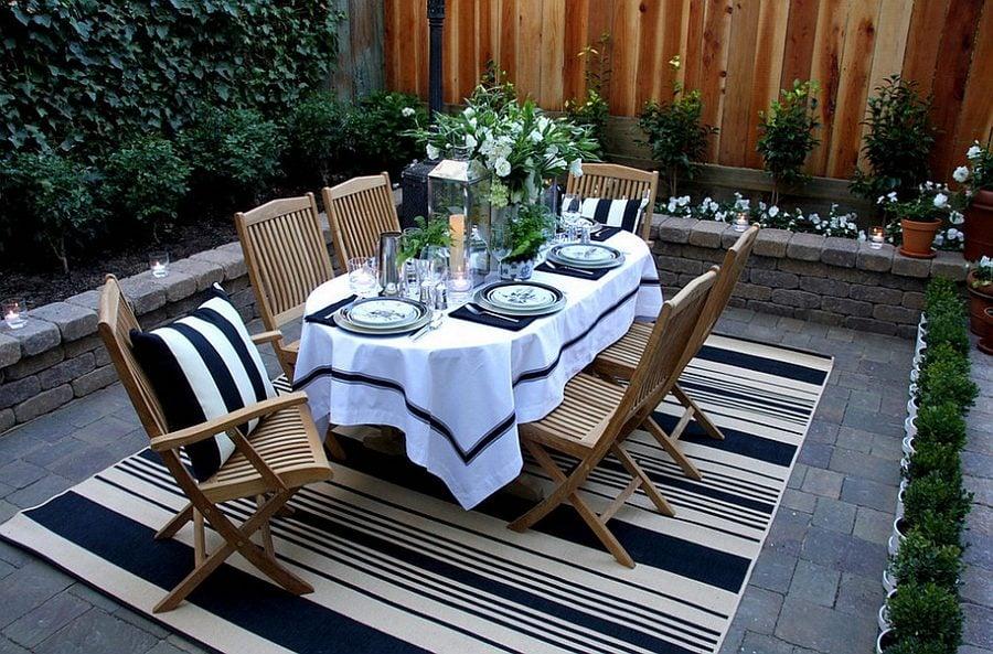 khong gian an uong ngoai troi 13 Thiết kế một không gian ăn uống ngoài trời hoàn hảo qpdesign