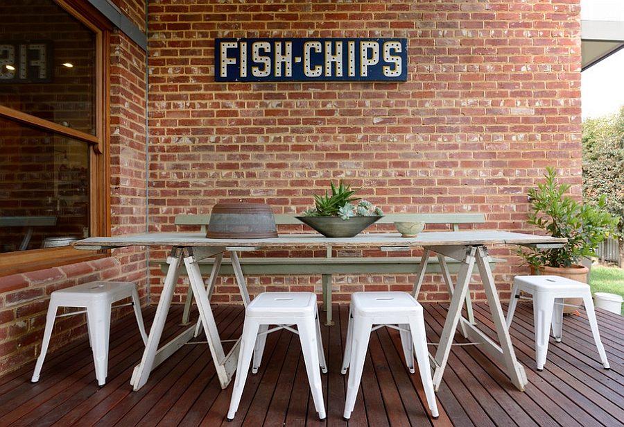 khong gian an uong ngoai troi 2 Thiết kế một không gian ăn uống ngoài trời hoàn hảo qpdesign