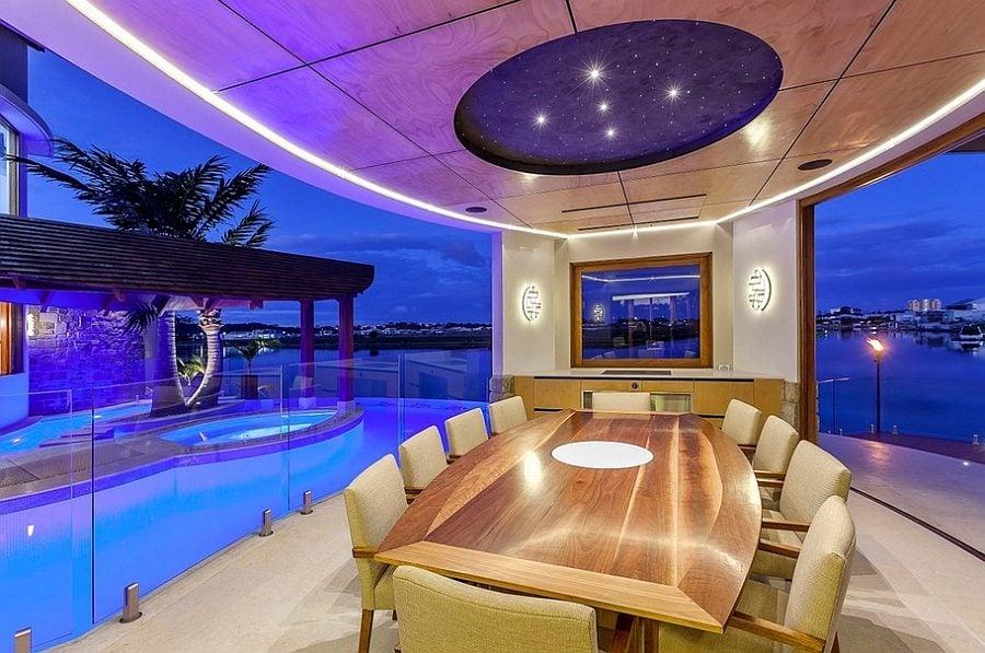 khong gian an uong ngoai troi 4 Thiết kế một không gian ăn uống ngoài trời hoàn hảo qpdesign