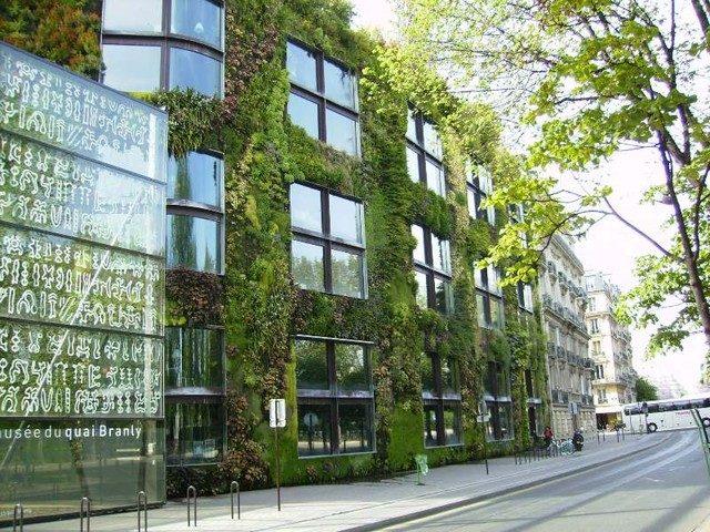 Một số công trình kiến trúc xanh độc đáo trên thế giới