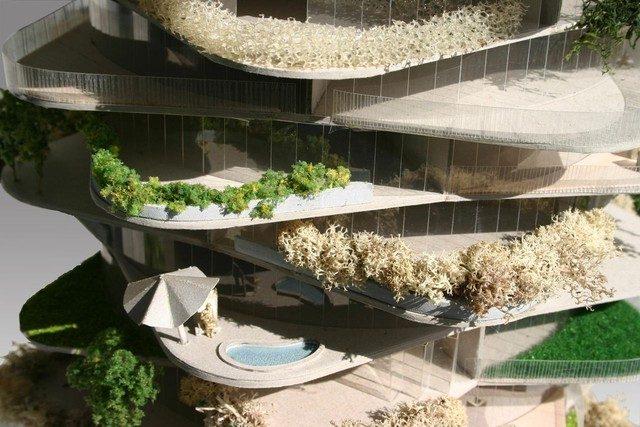 kien truc xanh 3 Một số công trình kiến trúc xanh độc đáo trên thế giới qpdesign