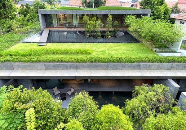 kien truc xanh 6 Một số công trình kiến trúc xanh độc đáo trên thế giới qpdesign