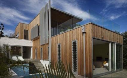 Thiết kế nhà ở ấn tượng tại New Zealand