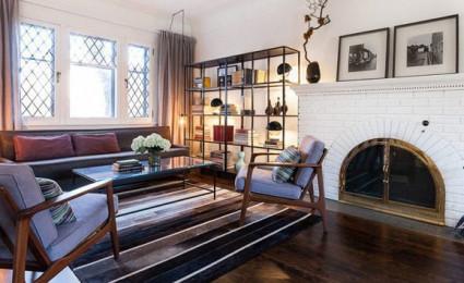 Nội thất Tân Cổ Điển cực đẹp của ngôi nhà tại Ontario