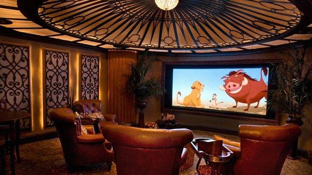 phong chieu phim 6 Thiết kế phòng chiếu phim tại gia qpdesign