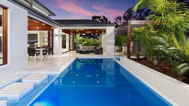 thiết kế hồ bơi 1