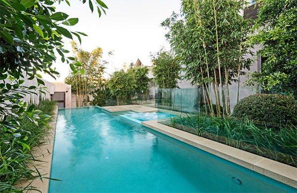 thiết kế hồ bơi 14 20 mẫu thiết kế hồ bơi tại nhà đẹp lung linh qpdesign