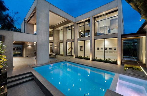 thiết kế hồ bơi 5 20 mẫu thiết kế hồ bơi tại nhà đẹp lung linh qpdesign