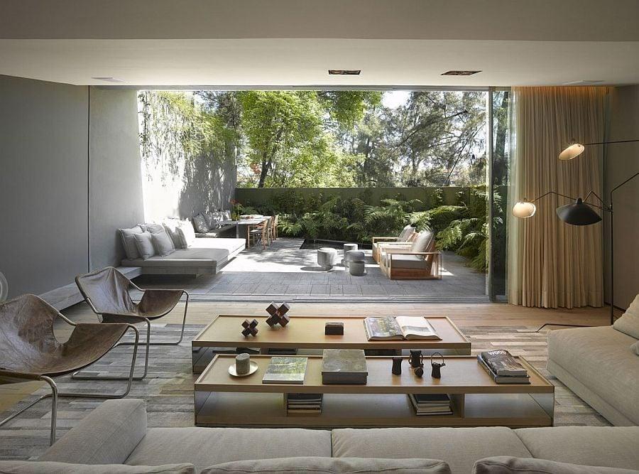 Thiết kế nội thất không gian mở 15