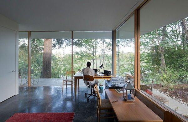 Thiết kế nội thất không gian mở 4