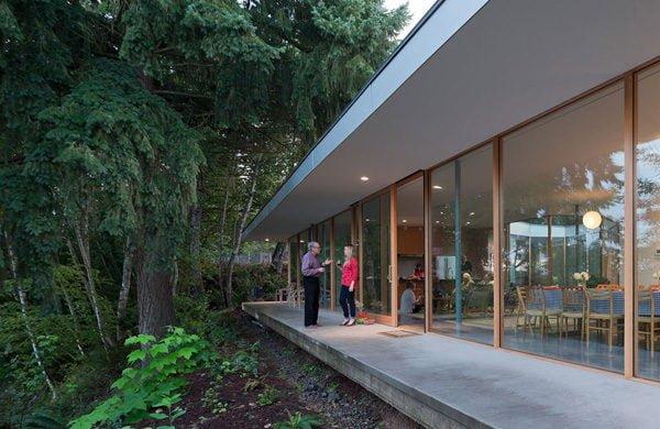 Thiết kế nội thất không gian mở 2