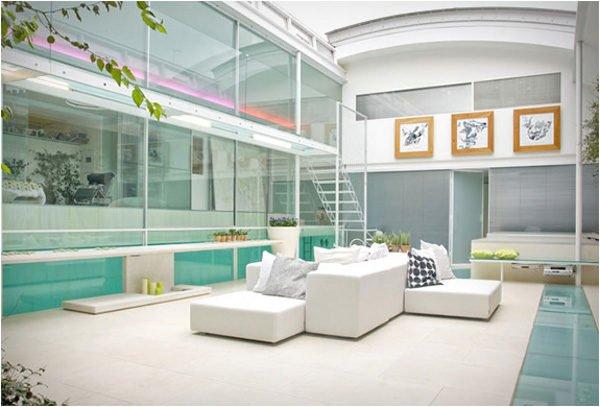 Thiết kế nội thất không gian mở 12