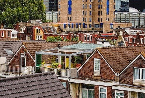 vuon san thuong 1 Khu vườn trên sân thượng giữa thành phố qpdesign