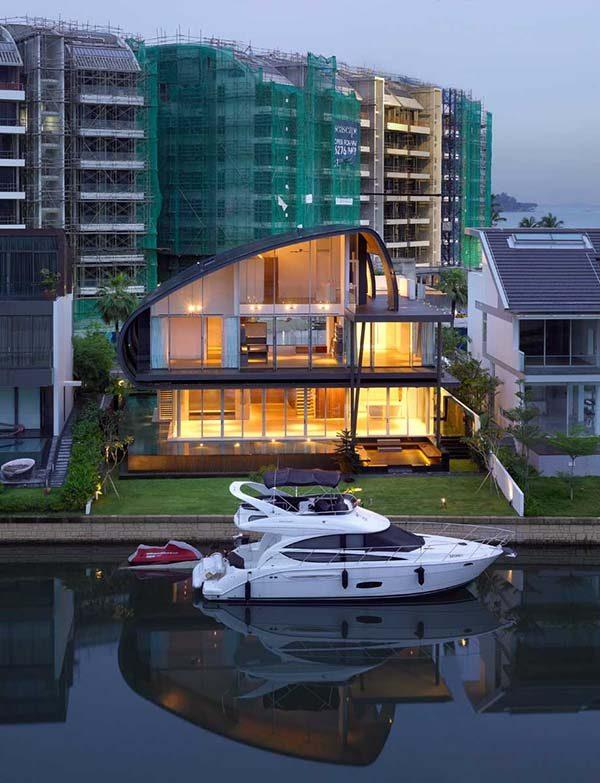 nhà ở thân thiện với môi trường 1
