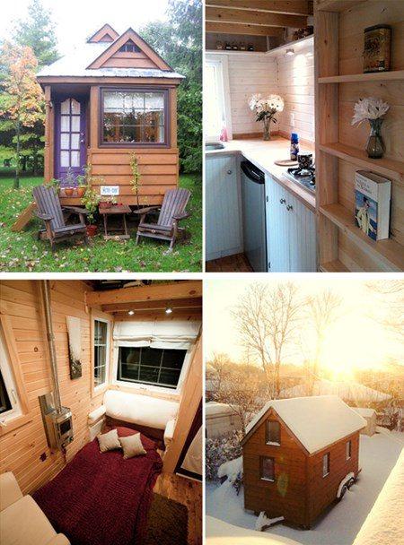 138 Những ngôi nhà mini với thiết kế độc đáo qpdesign