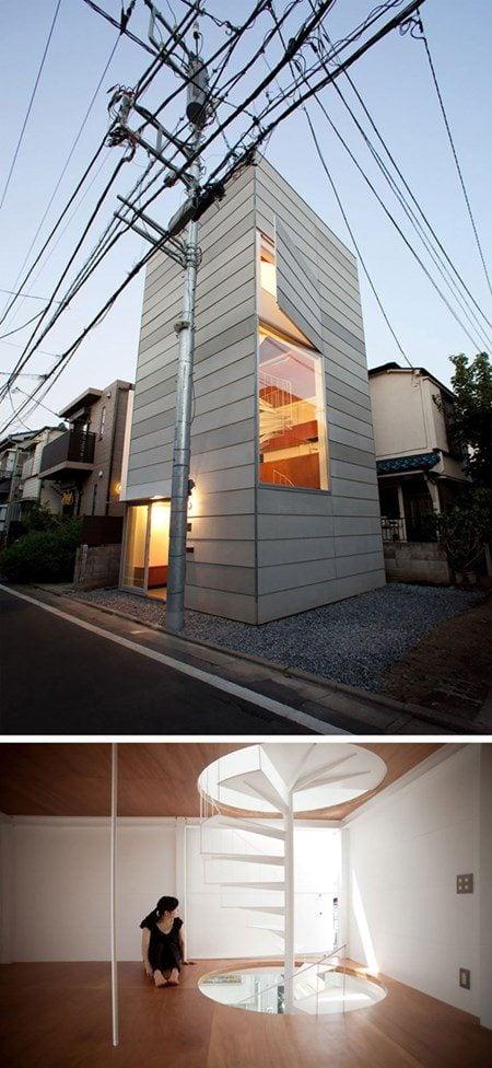 147 Những ngôi nhà mini với thiết kế độc đáo qpdesign