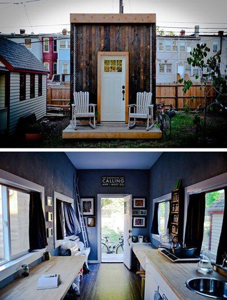 155 Những ngôi nhà mini với thiết kế độc đáo qpdesign