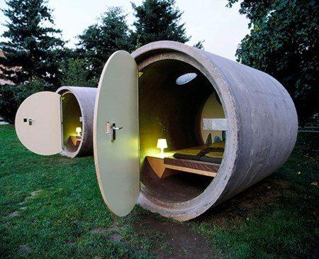 164 Những ngôi nhà mini với thiết kế độc đáo qpdesign