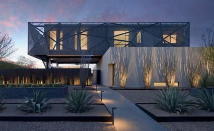 Biệt thự hiện đại và sang trọng tại Las Vegas