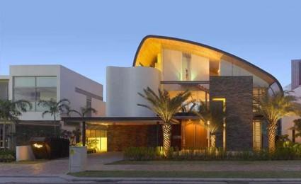 Thiết kế nhà ở thân thiện với môi trường tại Singapore