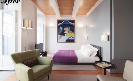 Tận dụng không gian bằng một số mẫu giường xếp độc đáo