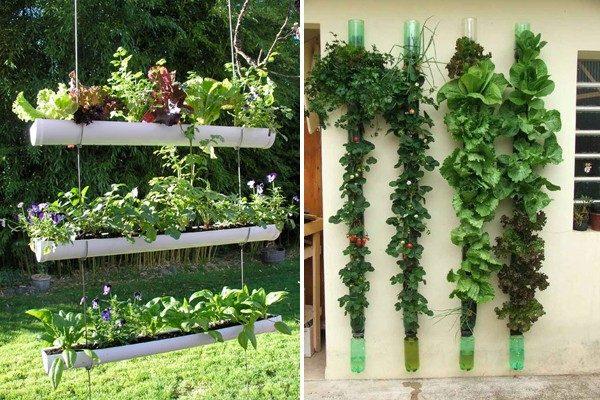 45 Một số ý tưởng làm vườn treo độc đáo cho ngôi nhà của bạn qpdesign