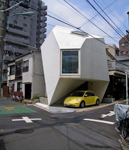 513 Những ngôi nhà mini với thiết kế độc đáo qpdesign