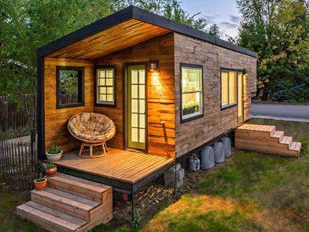 713 Những ngôi nhà mini với thiết kế độc đáo qpdesign