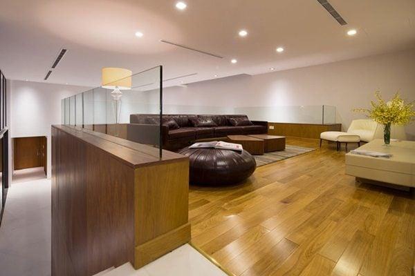 thự phong cách tối giản 11