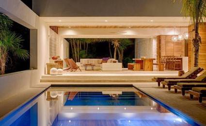 Biệt thự nghỉ dưỡng vùng nhiệt đới tại Mexico