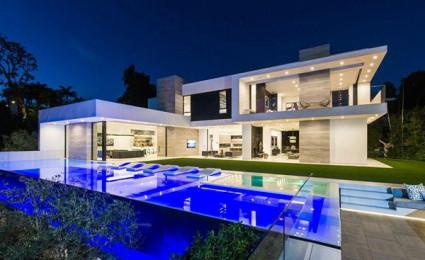 Biệt thự sang trọng tại khu Beverly Hills, California