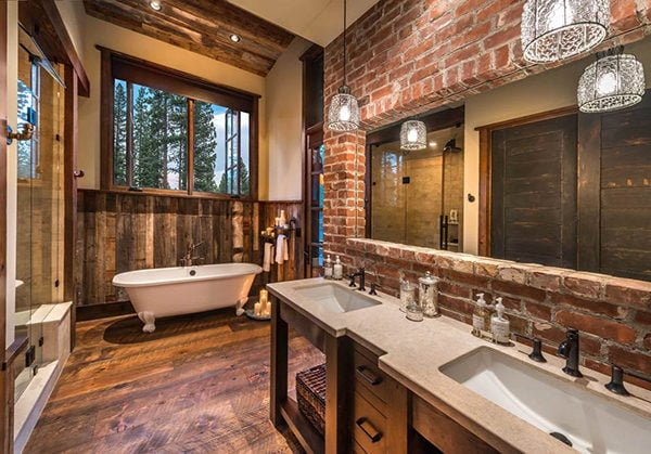 bt nghi duong 11 Biệt thự nghỉ dưỡng trong rừng tại California qpdesign