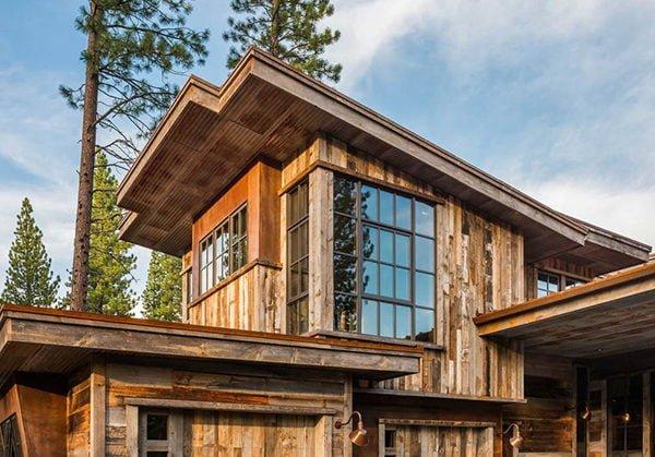bt nghi duong 2 Biệt thự nghỉ dưỡng trong rừng tại California qpdesign