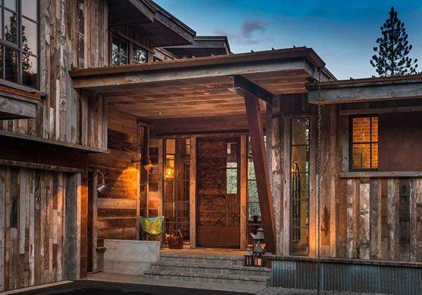 bt nghi duong 3 Biệt thự nghỉ dưỡng trong rừng tại California qpdesign
