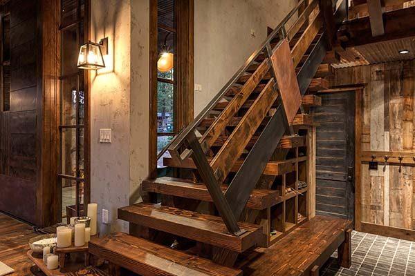 bt nghi duong 9 Biệt thự nghỉ dưỡng trong rừng tại California qpdesign
