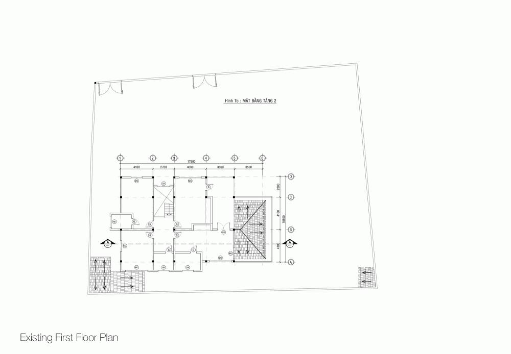 bt thao dien 191 HL House: Thiết kế nhà phố  với 7 không gian xanh ở Quy Nhơn qpdesign