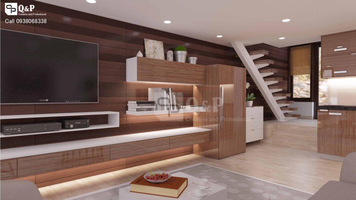 Thiết kế chung cư mini 1