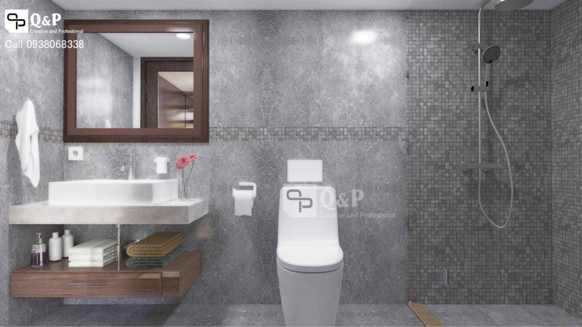can ho cho thue 7 Thiết kế chung cư mini Ronic qpdesign