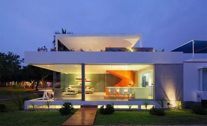 The Casa Blanca house: Ngôi nhà không gian mở tuyệt đẹp tại Peru