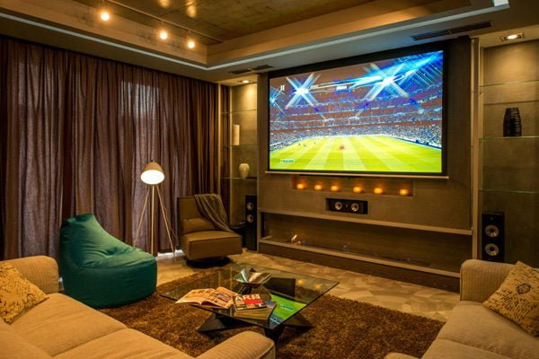 chung cư của fan bóng đá  8