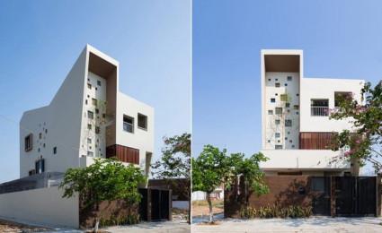 Biệt thự hiện đại ở Q2 TP. Hồ Chí Minh