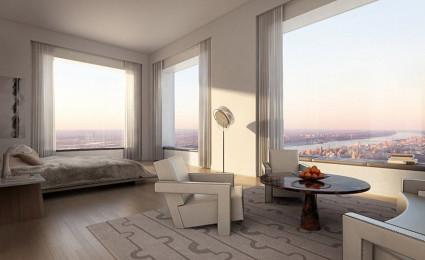 Khám phá căn hộ Penthouse cực sang trọng tại khu Manhattan