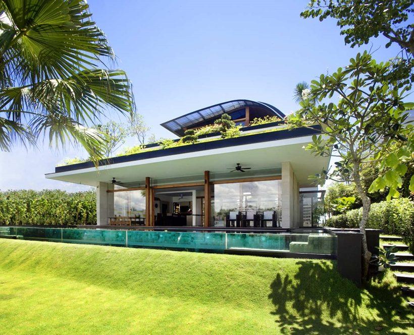 ngôi nhà mái xanh 5