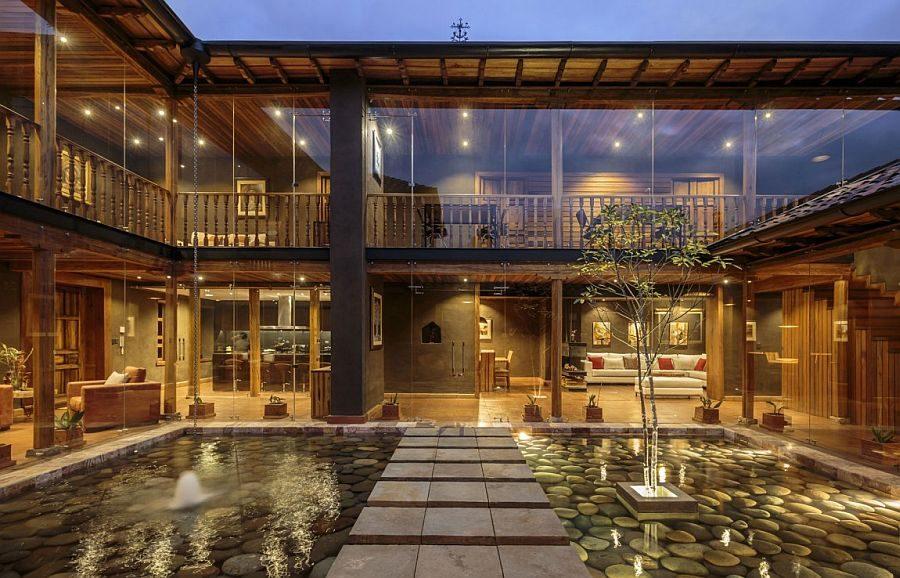 1021 Loma House: Ngôi nhà kết hợp vẻ đẹp truyền thống và hiện đại tại Ecuador qpdesign