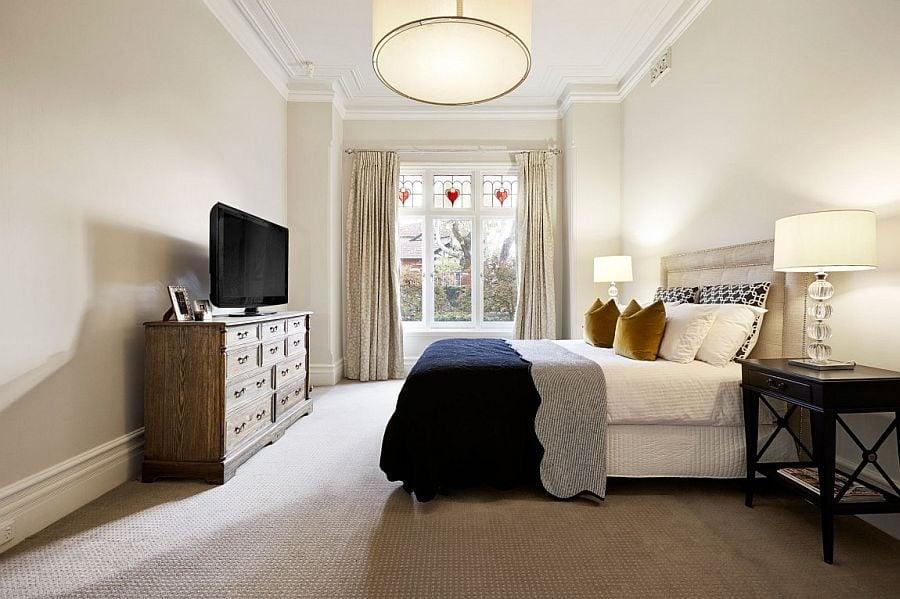 1024 Ngôi nhà kết hợp hai phong cách hiện đại và cổ điển tại Úc qpdesign