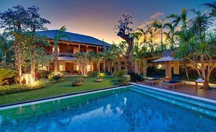 Biệt thự nghỉ dưỡng xa xỉ tại Bali cho kì nghỉ hè lý tưởng