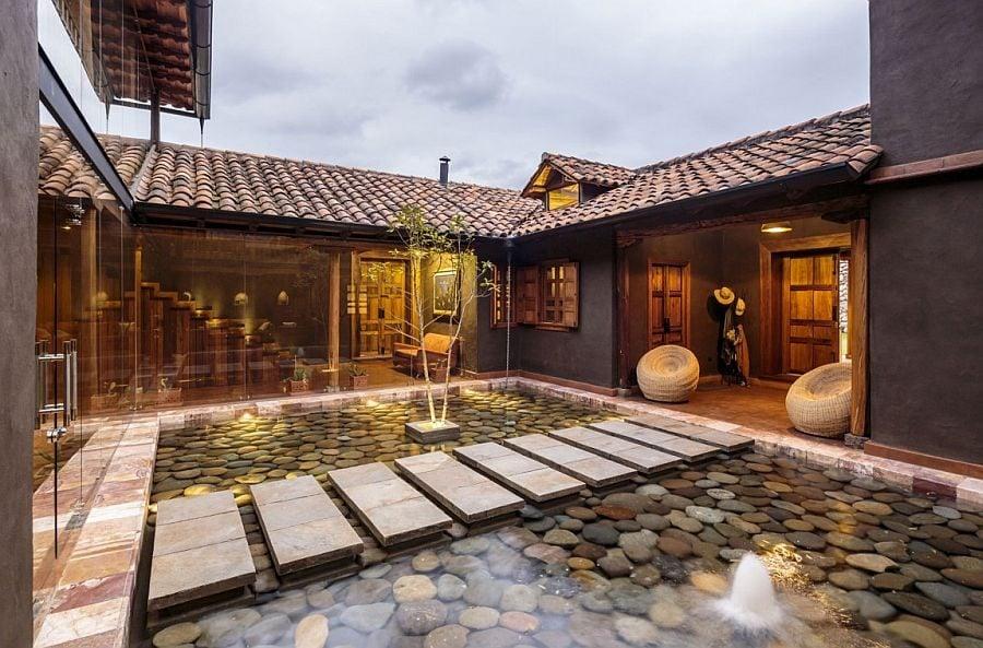 1121 Loma House: Ngôi nhà kết hợp vẻ đẹp truyền thống và hiện đại tại Ecuador qpdesign