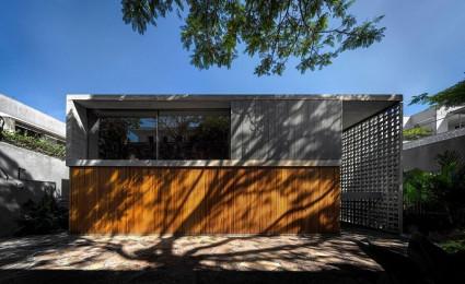 B+B House – Biệt thự phong cách đương đại tại Brazil