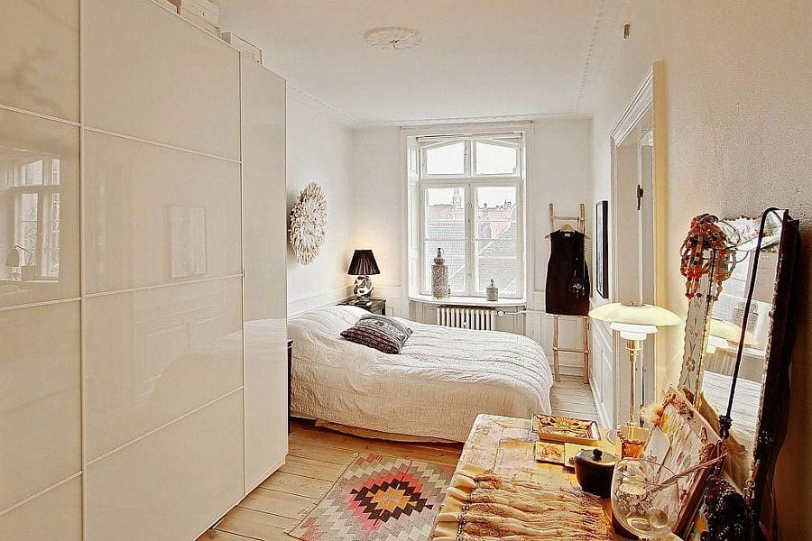 Căn hộ phong cách Scandinavia đáng yêu tại Đan Mạch