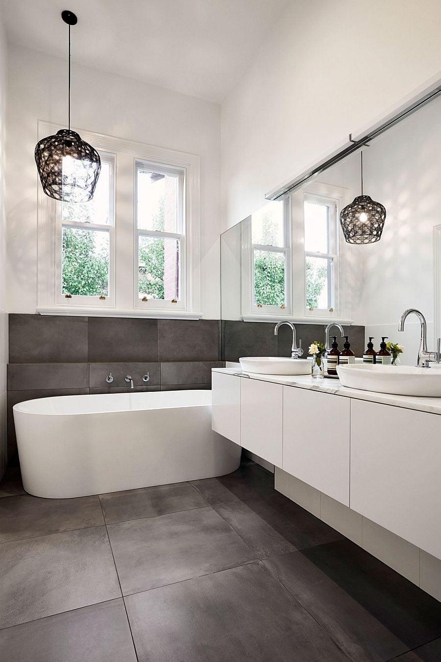1220 Ngôi nhà kết hợp hai phong cách hiện đại và cổ điển tại Úc qpdesign